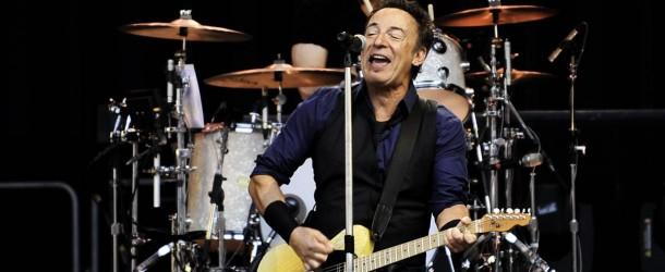 Bruce Springsteen Wrecking Ball-Tour 2012 im RheinEnergieStadion zu Köln
