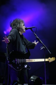 The Cure Robert Smith Hurricane Festival 2012 Jochen Melchior