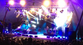 7. Night of the Prog Festival mit Sylvan, Arena, Spock's Beard, Saga, 7. Juli 2012 Loreley, Tag 1