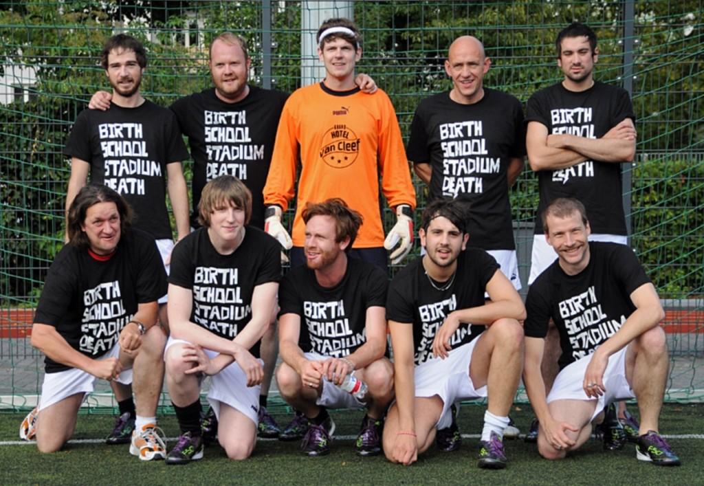 Young Rebel Set Fußballmannschaft Hamburg