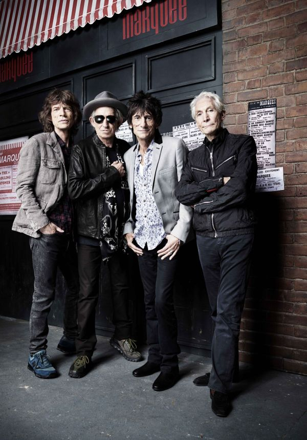 The Rolling Stones Rufen Grrr 50 Jahre 50 Hits