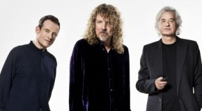 Led Zeppelin beim Echo 2013!