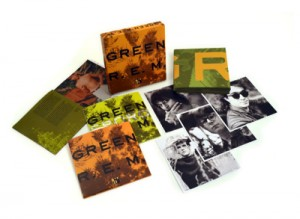 REM Green (25th Anniversary Edition) Boxset Cover