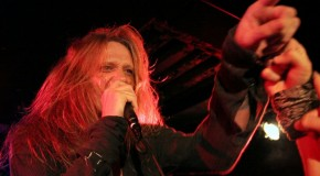 Sebastian Bach live im Kölner Luxor – Support Double Crush Syndrome