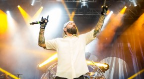 Get the Fuck up! – Limp Bizkit im Kölner Palladium, 29.06.2014