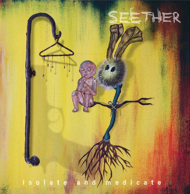 Seether - Isolate And Medicate - Artwork