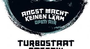 Trier machte Lärm gegen Angst – am 13.9.2014 im ExHaus
