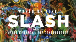 Slash, Myles Kennedy & The Conspirators: das dritte Soloalbum des Ausnahmegitarristen