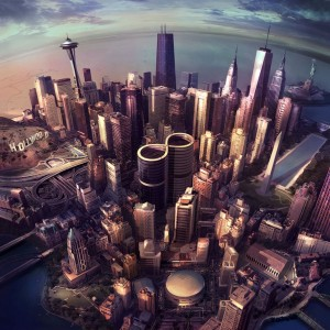 Foo Fighters Albumcover ©SonyMusic