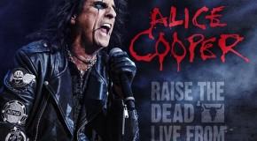 Alice Cooper weckt in Wacken die Toten auf – neues Livealbum