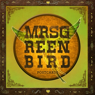 MRSGREENBIRD-Postcards-Albumcover-px400