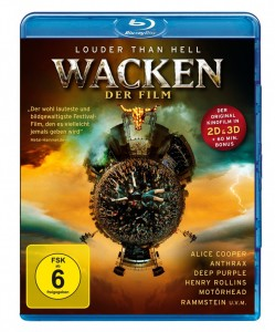 Wacken Festival Der Film DVD BlueRay
