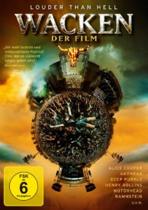 Wacken Der Film DVD Cover
